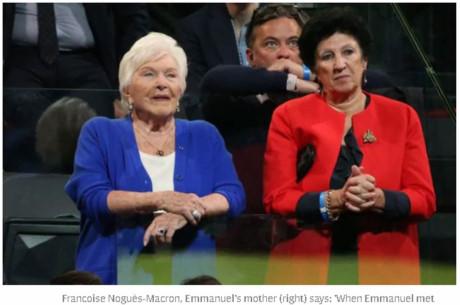 Mối quan hệ của cặp mẹ chồng - nàng dâu Đệ nhất Phu nhân Pháp chỉ chênh nhau 3 tuổi ra sao? - ảnh 2