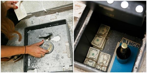 Dốc cạn tiền tu sửa bếp, cặp đôi bất ngờ phát hiện kho báu bạc tỷ - Ảnh 1.