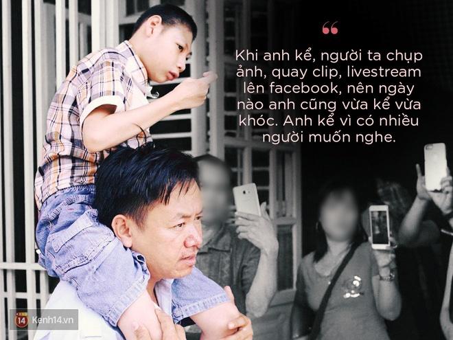 Chuyện ông bố Đặng Hữu Nghị xin lỗi mạnh thường quân và người Sài Gòn thương người lắm - Ảnh 1.