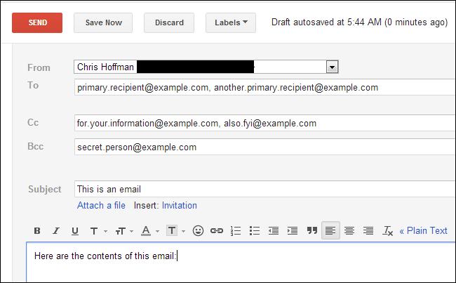 Ngày nào cũng dùng email nhưng bạn đã biết CC và BCC khác nhau như thế nào chưa? - Ảnh 2.