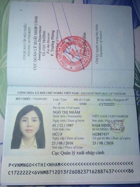 Hà Nội: Cô gái xinh đẹp mất tích sau khi tiễn bạn trai ra sân bay - Ảnh 2.