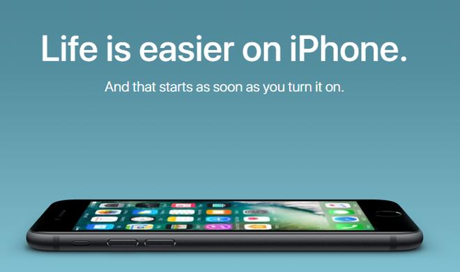 """Apple lại tung ra 3 quảng cáo mới """"ve vãn"""" người dùng Android chuyển sang iPhone, xem thử để biết mình có nên trở thành iFan không - Ảnh 2."""