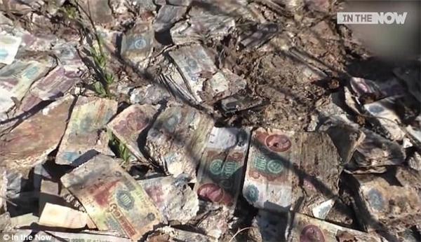 Phát hiện đầm lầy tiền gần 400 tỉ đồng nhưng lại không thể sử dụng - Ảnh 2.