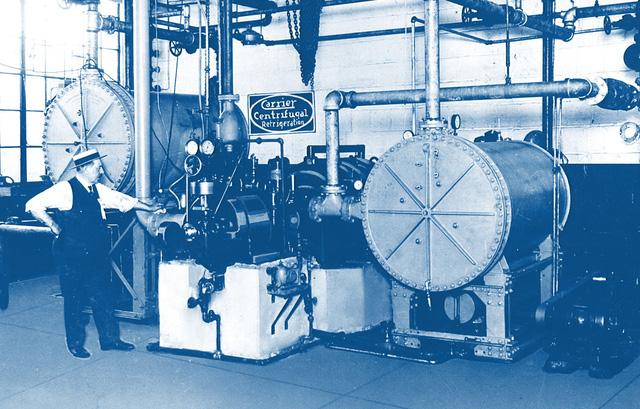 Ai là người đầu tiên phát minh ra máy điều hòa? - Ảnh 2.
