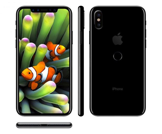 iOS 11 quay về sử dụng cột sóng như thời iOS 6 trở về trước, phải chăng là để đón đầu thiết kế mới của iPhone 8? - Ảnh 2.