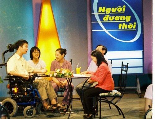 MC Tạ Bích Loan với nhiều show truyền hình gây sốt - Ảnh 2.
