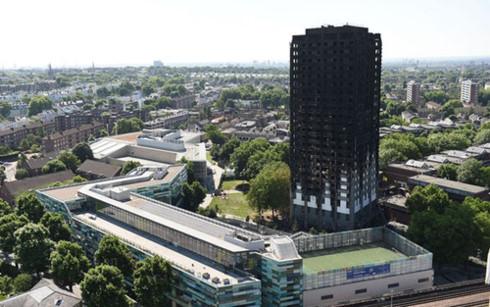 """Cảnh sát Anh chính thức chỉ ra """"thủ phạm"""" vụ cháy tòa tháp London - Ảnh 1."""