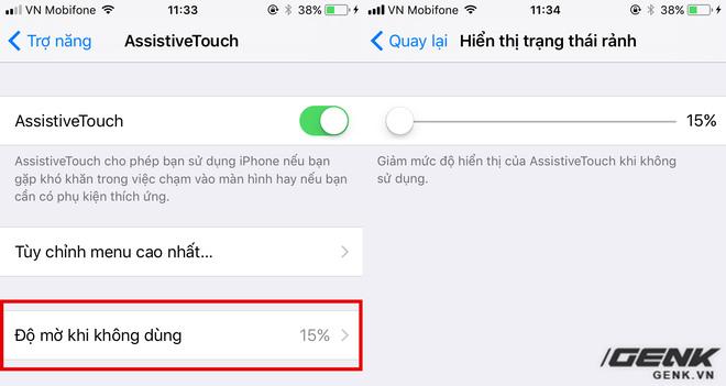 Nếu bạn dùng Assistive Touch vì sợ hỏng phím Home của iPhone, iOS 11 chắc chắn sẽ khiến bạn hài lòng - Ảnh 2.