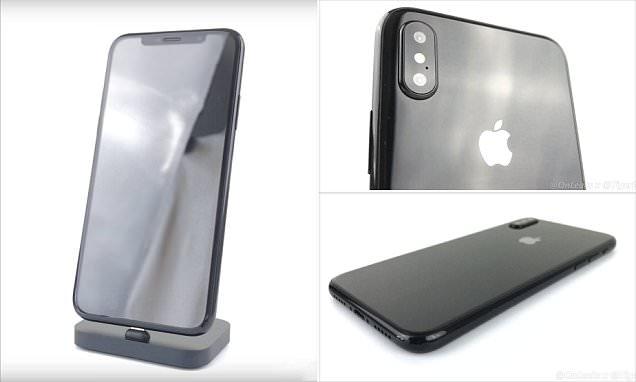 Ngắm đã mắt tường tận từng góc cạnh của iPhone 8 mà ai cũng sẽ mê - Ảnh 3.