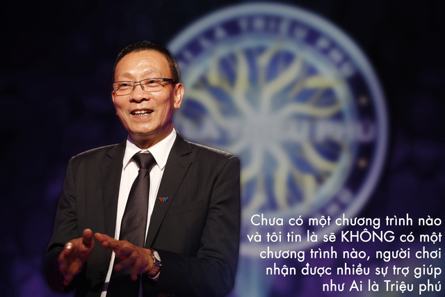 Nhà báo Lại Văn Sâm: Với Ai là triệu phú, tôi là triệu phú cả nghĩa đen lẫn nghĩa bóng - Ảnh 4.