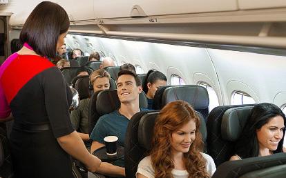 Các hãng hàng không xử lý rác thải sau mỗi chuyến bay như nào?