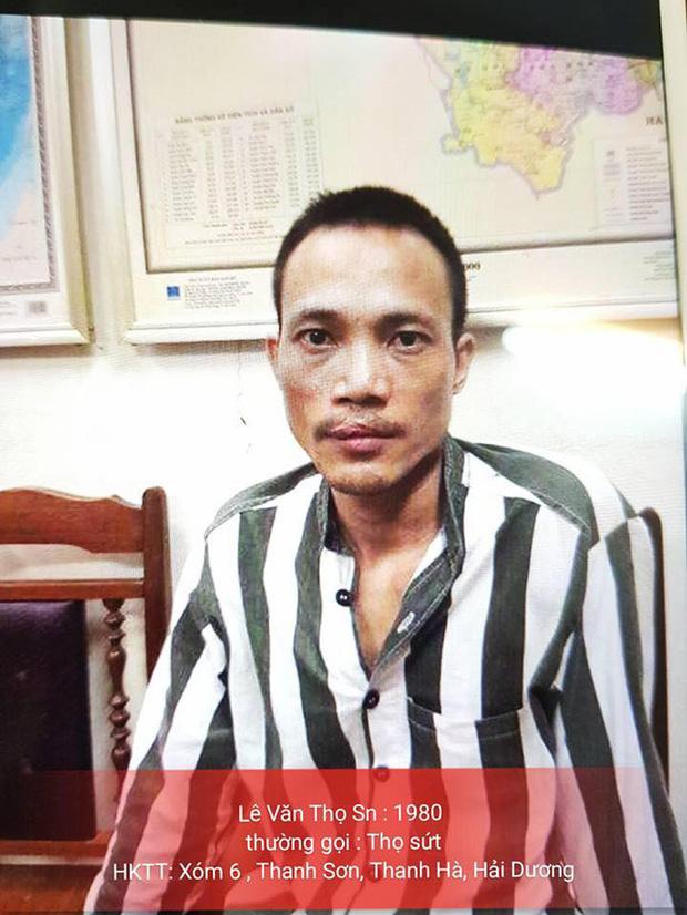 Pháp luật: Bắt được tử tù Thọ