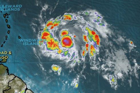 Hai cơn bão mạnh mới (Jose và Maria) đe dọa tấn công Mỹ và Caribe - ảnh 1