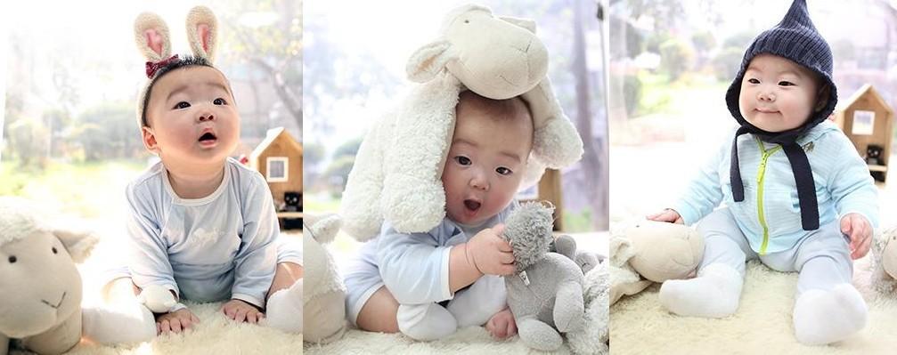 1001 khoảnh khắc cute lạc lối của bộ 3 thiên thần nhà họ Song - Ảnh