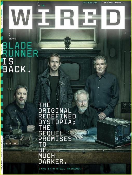 Blade Runner 2049 - Kiệt tác được tạo ra bởi hai thế hệ Hollywood - Ảnh 2.