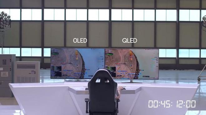 Samsung thuê hẳn game thủ chuyên nghiệp chơi game suốt 12 tiếng để chứng minh QLED tốt hơn OLED - Ảnh 2.