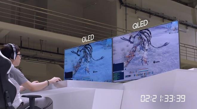 Samsung thuê hẳn game thủ chuyên nghiệp chơi game suốt 12 tiếng để chứng minh QLED tốt hơn OLED - Ảnh 3.