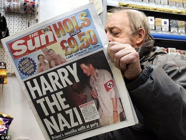Hoàng tử Harry: Chân dung thành viên Hoàng gia phá cách và đầy nổi loạn - ảnh 2