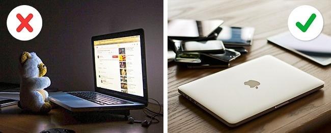 12 việc bạn thường làm khiến laptop bị tàn phá một cách nhanh chóng - Ảnh 11.