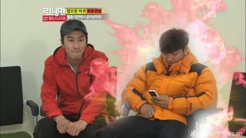 Ai đã từng biến Kim Jong Kook thành kẻ bại trận tại Running Man? - ảnh 15