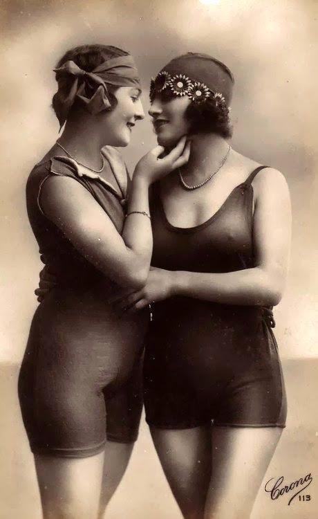 Những bức ảnh LGBT từ hàng trăm năm qua: Đồng tính chưa bao giờ là bệnh và thời nào cũng có cả - Ảnh 7.