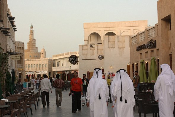 13 sự thật ít ai ngờ về Qatar - quốc gia giàu nhất thế giới 11