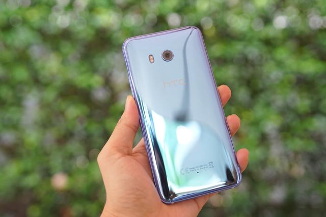 Smartphone có tính năng bóp viền cảm ứng HTC U11 chính thức ra mắt tại thị trường Việt Nam, giá gần 17 triệu đồng - Ảnh 13.