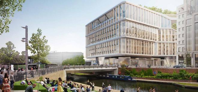 Google lại khiến nhân viên văn phòng trên toàn thế giới ghen tị khi tiết lộ hình ảnh văn phòng mới đẹp như mơ tại London - Ảnh 14.