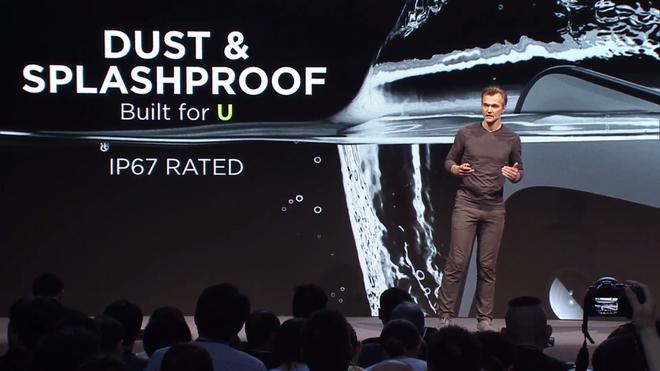 HTC U11 chính thức ra mắt, cho phép người dùng thao tác bằng cách bóp chặt - Ảnh 15.