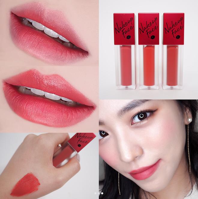 Sau son đỏ 3CE thì con gái Hàn lại mê tít 3 màu son mới của Nakeup Face - Ảnh 15.