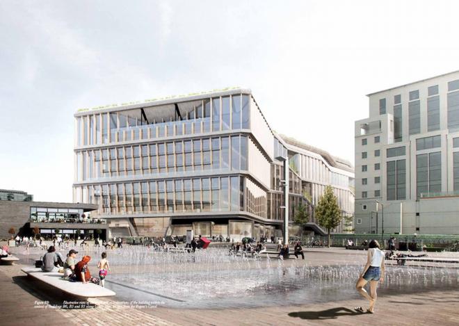 Google lại khiến nhân viên văn phòng trên toàn thế giới ghen tị khi tiết lộ hình ảnh văn phòng mới đẹp như mơ tại London - Ảnh 16.