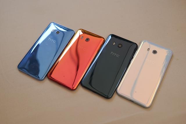 Smartphone có tính năng bóp viền cảm ứng HTC U11 chính thức ra mắt tại thị trường Việt Nam, giá gần 17 triệu đồng - Ảnh 17.