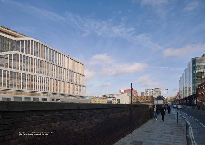 Google lại khiến nhân viên văn phòng trên toàn thế giới ghen tị khi tiết lộ hình ảnh văn phòng mới đẹp như mơ tại London - Ảnh 17.