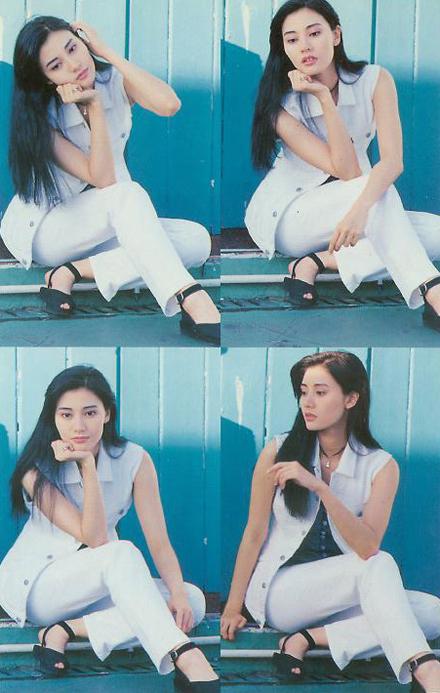 Nhan sắc của những mỹ nhân TVB thập niên 90: Chẳng cần photoshop vẫn đẹp đến nao lòng - Ảnh 20.