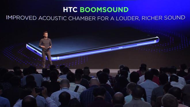 HTC U11 chính thức ra mắt, cho phép người dùng thao tác bằng cách bóp chặt - Ảnh 18.