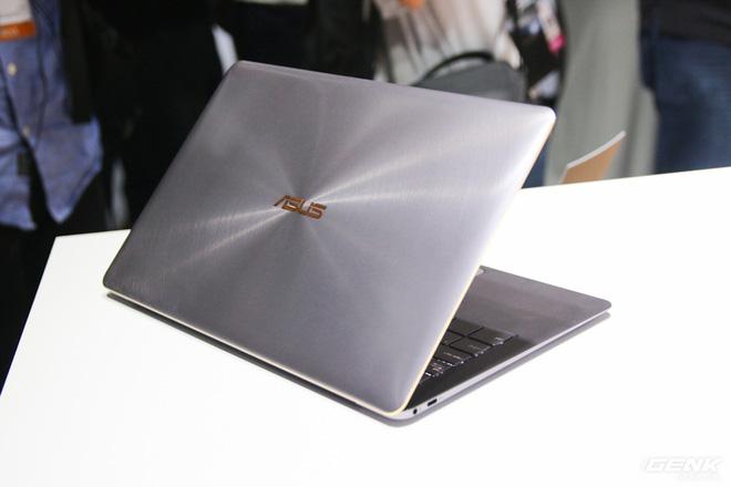 Trên tay loạt laptop mới ra mắt của Asus tại Computex 2017: ZenBook Flip S, ZenBook Pro, ZenBook 3 Deluxe, VivoBook Pro, VivoBook S - Ảnh 16.