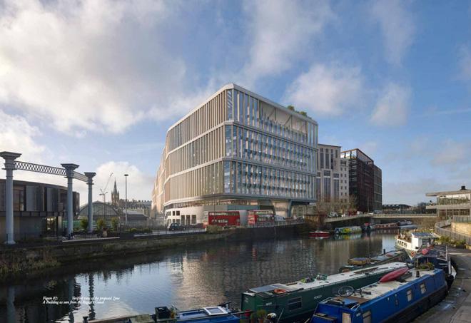 Google lại khiến nhân viên văn phòng trên toàn thế giới ghen tị khi tiết lộ hình ảnh văn phòng mới đẹp như mơ tại London - Ảnh 19.