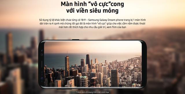 FPT Shop bất ngờ tiết lộ tất tần tật thông tin về Galaxy S8, bao gồm cả giá và thời điểm bán tại Việt Nam - ảnh 3