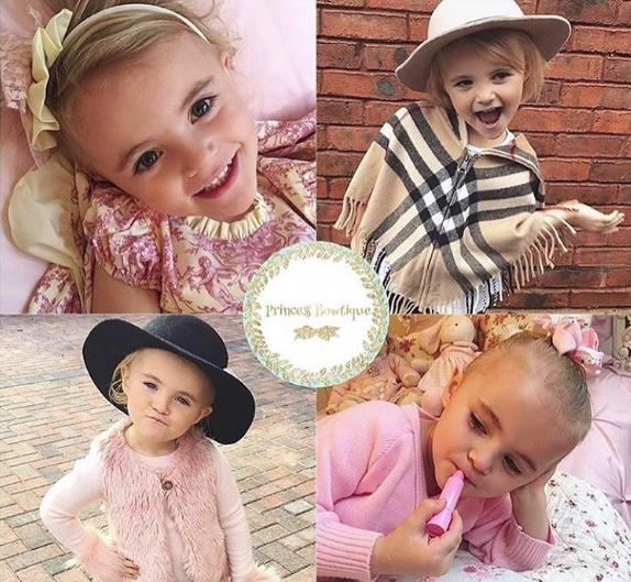 Mẹ trẻ chi bạo sắm đồ Louis Vuitton cho con gái diện gây tranh cãi - Ảnh 4.