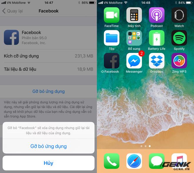 Tính năng mới này của iOS 11 sẽ là vị cứu tinh khi iPhone, iPad của bạn hết bộ nhớ trong - Ảnh 3.