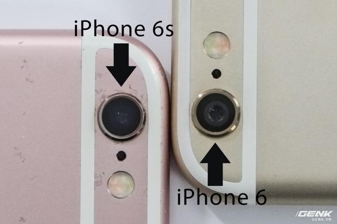 iPhone 6s giá tốt khiến bạn rất muốn mua, nhưng làm thế nào để phân biệt giữa máy vỏ zin và vỏ lô dựng lại? - Ảnh 3.