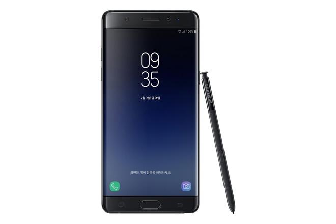 Galaxy Note7 chính thức hồi sinh với tên gọi Galaxy Note Fan Edition: Sử dụng linh kiện mới, pin 3200mAh, hộp có logo trái tim, 400.000 máy tại Hàn Quốc, giá 13.8 triệu, 7/7 bắt đầu bán - Ảnh 3.