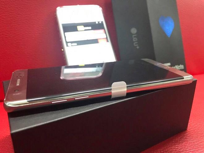Vỡ mộng với Galaxy Note Fan Edition (Note 7 FE) đầu tiên vừa về đến Việt Nam, giá tận 16 triệu đồng - Ảnh 3.