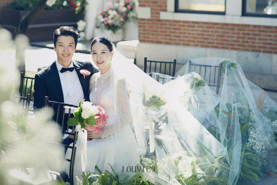 Jo Yoon Hee khoe ảnh bụng bầu bên chồng Lee Dong Gun: Thoát mác con ghẻ quốc dân vì quá hạnh phúc! - Ảnh 5.