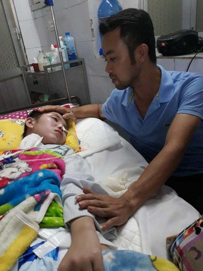 Biến cố cuộc đời của nữ sinh bị tai nạn giao thông trên đường đi học - ảnh 3