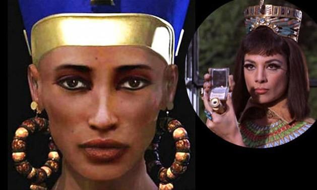 Nghe tên quá quen mà mấy ai biết diện mạo thật của các nhân vật lịch sử nổi tiếng này, bất ngờ nhất là Nữ hoàng đẹp nhất Ai Cập - ảnh 3