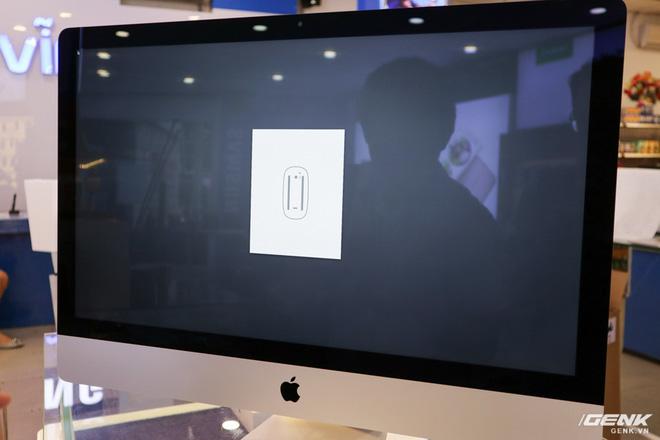 Mở hộp iMac 27 inch Retina 5K 2017 đầu tiên tại Việt Nam: Kiểu dáng không đổi, nâng cấp cấu hình và màn hình, giá 44 triệu đồng - Ảnh 21.