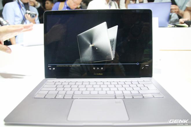 Trên tay loạt laptop mới ra mắt của Asus tại Computex 2017: ZenBook Flip S, ZenBook Pro, ZenBook 3 Deluxe, VivoBook Pro, VivoBook S - Ảnh 19.