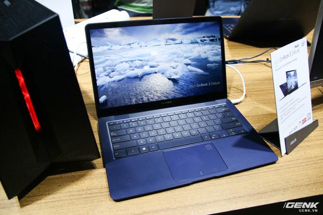 Trên tay loạt laptop mới ra mắt của Asus tại Computex 2017: ZenBook Flip S, ZenBook Pro, ZenBook 3 Deluxe, VivoBook Pro, VivoBook S - Ảnh 20.