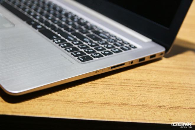 Trên tay loạt laptop mới ra mắt của Asus tại Computex 2017: ZenBook Flip S, ZenBook Pro, ZenBook 3 Deluxe, VivoBook Pro, VivoBook S - Ảnh 24.